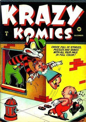 Krazy Komics Vol 1 4
