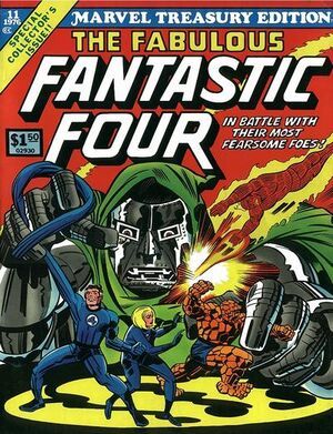 Marvel Treasury Edition Vol 1 11