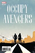 Occupy Avengers Vol 1 2 Shalvey Variant
