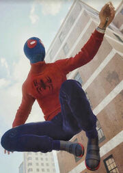 Peter Parker (Earth-1048) from Marvel's Spider-Man (video game) 007