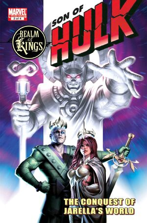 Realm of Kings Son of Hulk Vol 1 2