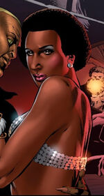 Reva Connors (Earth-58163) from House of M Avengers Vol 1 1 0001