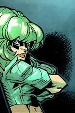 Sally Blevins (Earth-295) from X-Men Age of Apocalypse Vol 1 2 0001