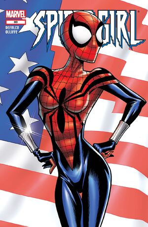 Spider-Girl Vol 1 80