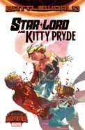 Star-Lord and Kitty Pryde Vol 1 1 Textless