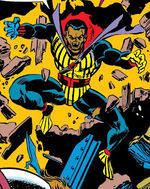 T'Challa (Earth-355) from Avengers Vol 1 355 0001