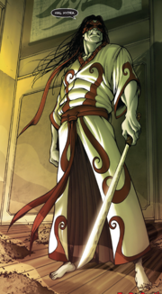 Tomi Shishido (Earth-616) from Secret Warriors Vol 1 2