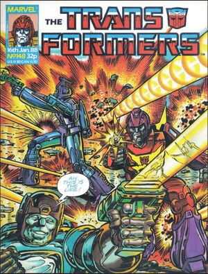 Transformers (UK) Vol 1 148