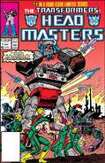 Transformers Headmasters Vol 1 1