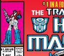 Transformers: Headmasters Vol 1 1