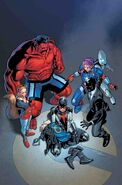 U.S.Avengers Vol 1 10 Textless