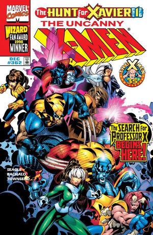 Uncanny X-Men Vol 1 362