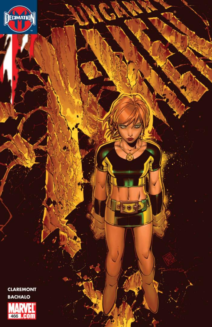 Uncanny X-Men Vol 1 466