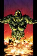 War Machine Vol 2 1 Villain Variant Textless