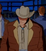Wolverine (Logan) (Earth-534834) from Fantastic Four (1994 animated series) Season 2 9 0001