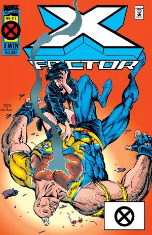 X-Factor Vol 1 111