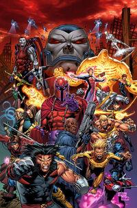 X-Men Age of Apocalypse Omnibus Vol 1 1 Textless