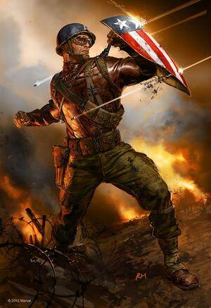 Steven Grant Rogers (Earth-2000) | Marvel Fanfiction Wiki | FANDOM
