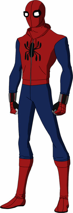 Spider-Man First Suit