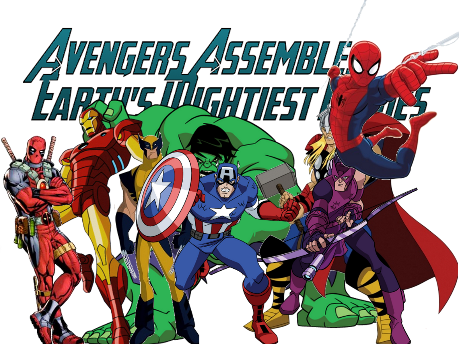 avengers assemble: earth's mightiest heroes | marvel fanfiction wiki