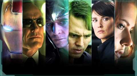 Avengers Intro