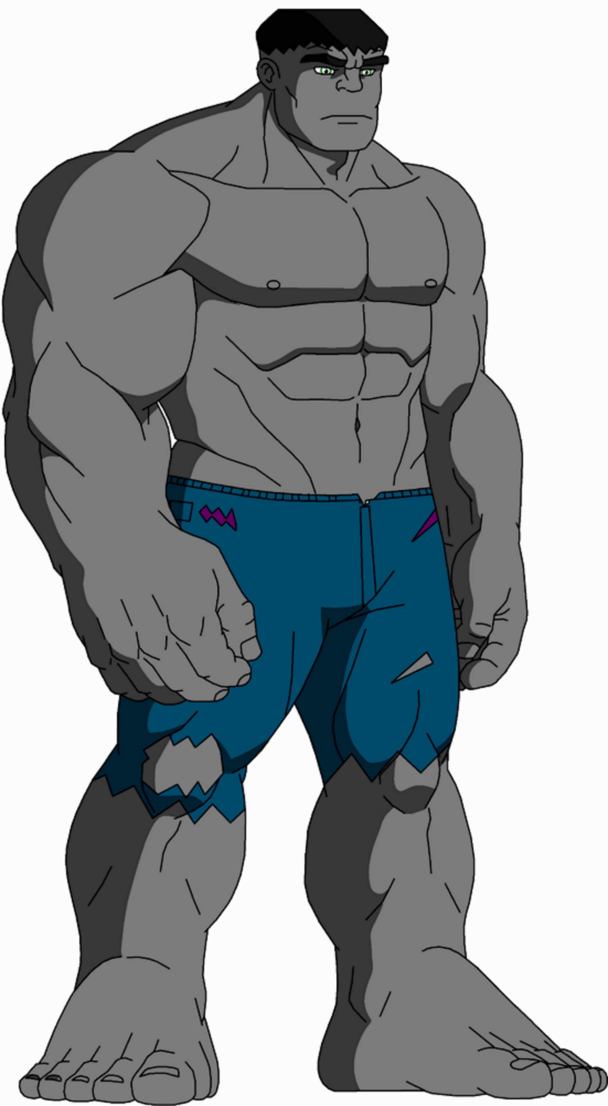 Bruce Banner (Earth-416274) | Marvel Fanfiction Wiki | FANDOM