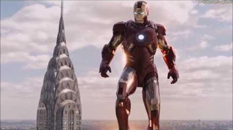 Winter Soldier vs Iron Man Fake Official Trailer 1