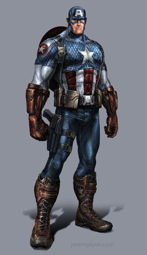 Steven Grant Rogers (Earth-2000)   Marvel Fanfiction Wiki   FANDOM