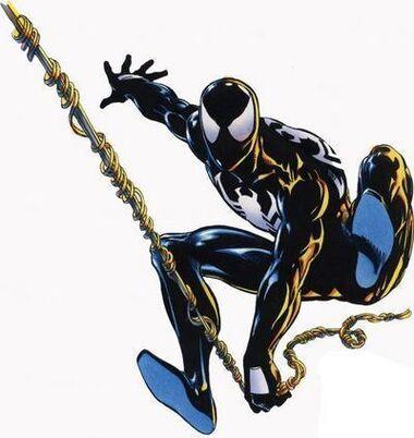 921314-black suited spider man super