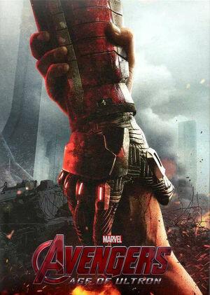 Primer Poster de Los Vengadores 2