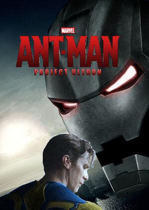 Hombre Hormiga Proyecto Ultron Poster