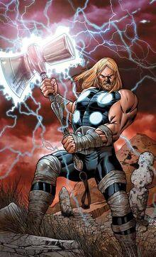 Thor El Poderoso