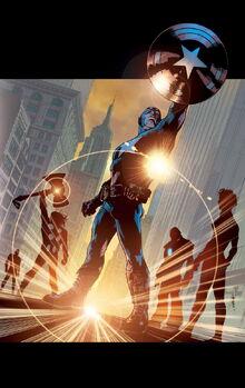 Ultimate Avengers 1x1