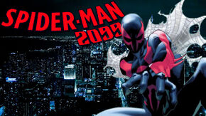 Spider-Man 2099 Movie Poster