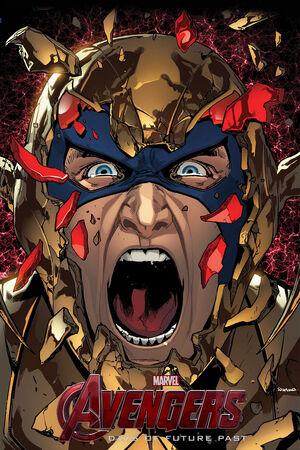 Los Vengadores Dias del Futuro Pasado Poster