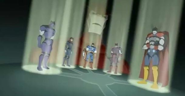 Iron Avengers
