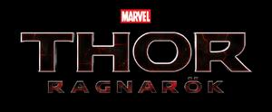 Logo de Thor Ragnarok