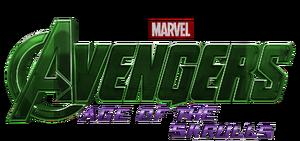 Logo de Los Vengadores La Era de los Skrulls