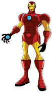 Iron Man (LVERDL)