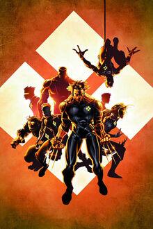 Los Asombrosos X-Men 1x10
