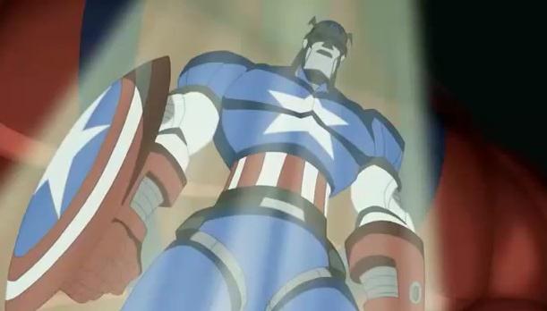 Iron Captain America