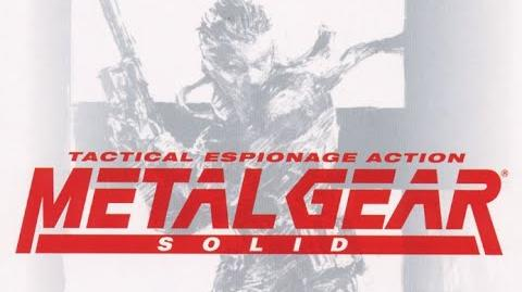Metal Gear Solid (Big Boss Run)