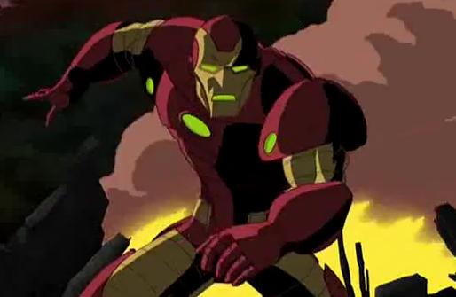 Ironman Iron