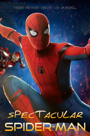 El Espectacular Spider-Man Poster 3