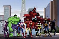 The Avengers United