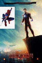 Iron man 4 poster