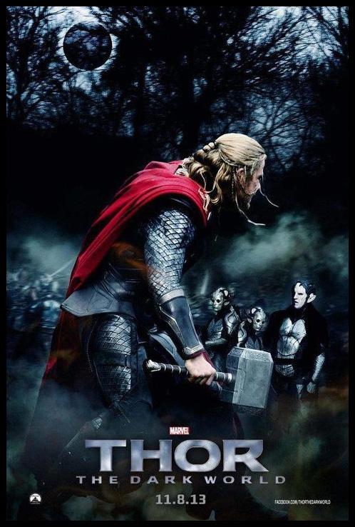 Thor2 fanposter