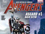 The Avengers: Asgard Bajo Sitio