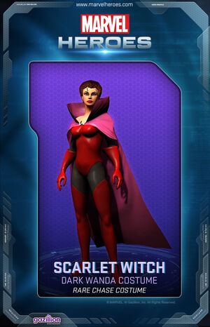 NormalCostumePreview Rare ScarletWitch