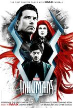 Marvel's Inhumans poster 002